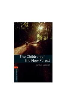 Oxford Bookworms Library New Edition 2 Children of the New Forest with Audio CD Pack - Marryat Captain Frederick