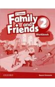 Family and Friends 2nd Edition 2 Workbook