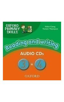 Oxford Primary Skills 3 - 4 Audio CD