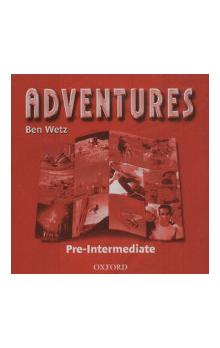 Adventures Pre-intermediate Class Audio CD /2/