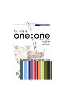 Business One : One Advanced Student´s Book + MultiRom Pack