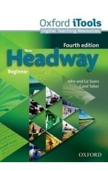New Headway Fourth Edition Beginner iTools DVD-ROM Pack - Soars J. Soars L. Tabor C.