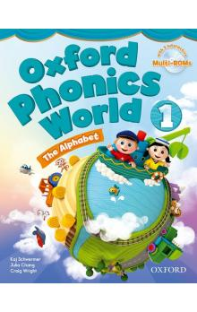 Oxford Phonics World 1 Student´s Book with MultiRom Pack