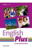 English Plus Starter Student´s Book