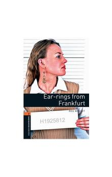 Oxford Bookworms Library New Edition 2 Ear-rings From Frankfurt with Audio CD Pack