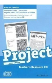 Project the Third Edition 1 - 5 Teacher´s Resource CD-ROM - Hutchinson T.