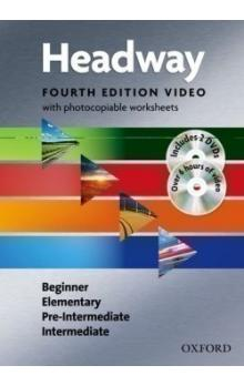 New Headway Fourth Edition Beginner - Intermediate Video with Photocopiable Worksheets - Soars J. Soars L.
