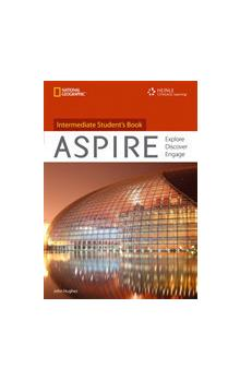 Aspire Intermediate Student´s Book with DVD