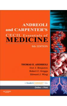 Andreoli and Carpenter´s Cecil Essentials of Medicine 8th Ed./VÝPRODEJ/