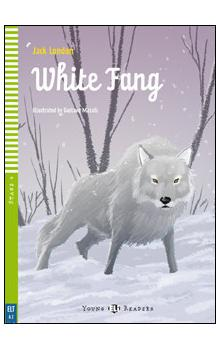 Young Eli Readers Stage 4 (cef A2): White Fang with Audio CD