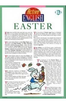 Active English Subject 3 - Easter