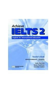 Achieve Ielts 2 Upper Intermediate to Advanced Level Teacher´s Book