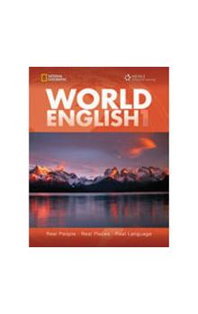 World English 1 Student´s Book + CD-ROM Pack