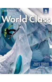 World Class 1 Student's Book with Online Workbook