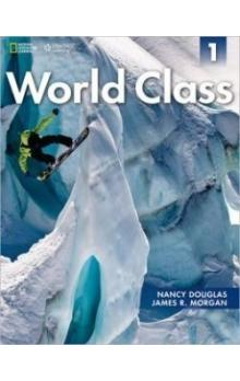 World Class 1 Student´s Book with CD-ROM
