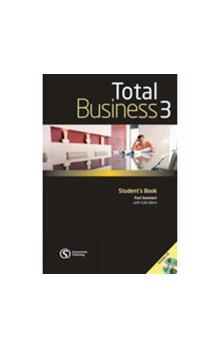 Total Business 3 Student´s Book with Audio CD