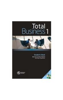 Total Business 1 Student´s Book with Audio CD