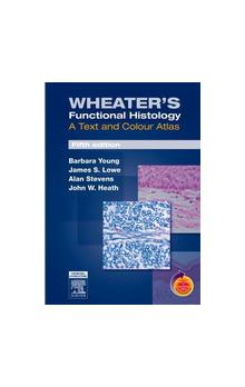 Wheater´s Functional Histology, 5th Ed. /sleva/