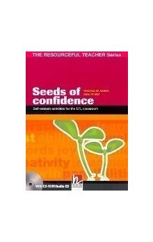 The Resourceful Teacher Series: Seeds of Confidence + CD-ROM Pack