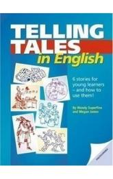 Telling Tales in English + Audio CD Pack