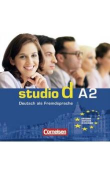 Studio D A2 Audio-CDs (2)