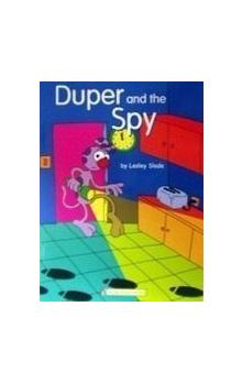 Surprise! 2 Reader: Duper & the Spy