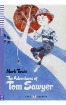 Teen Eli Readers Stage 2 (cef A2): the Adventures of Tom Sawyer with Audio CD