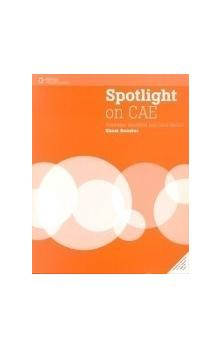 Spotlight on CAE Exambooster with Key and Audio CD Pack