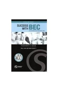 Success with Bec Preliminary Teacher´s Book with Class Audio CD