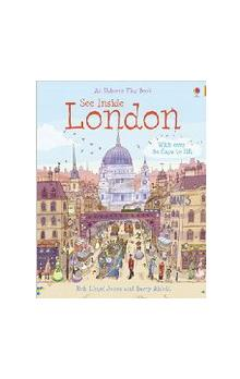 See Inside: London (usborne Flap Books)