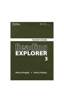 Cengage Learning, Inc Douglas Nancy - Reading Explorer 3 Teacher´s Guide