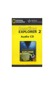 Reading Explorer 2 Class Audio CD