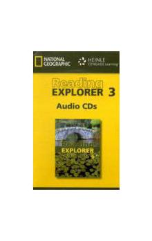 Reading Explorer 3 Class Audio CD