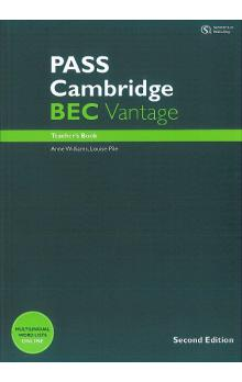 Pass Cambridge Bec Vantage Second Edition Teacher´s Book with Audio CDs /2/