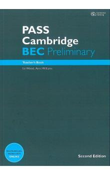 Pass Cambridge Bec Preliminary Second Edition Teacher´s Book with Audio CDs /2/