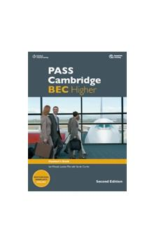 Pass Cambridge Bec Higher Second Edition Student´s Book