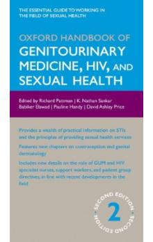 Oxford Handbook of Genitourinary Medicine ,HIV and Sexual Health 2nd Ed.