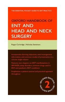 Oxford Handbook of ENT and Head&Neck Surgery 2nd Ed.