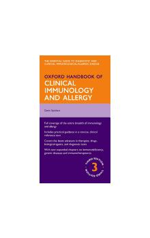 Oxford Handbook of Clinical Immunology and Allergy 3rd Ed.