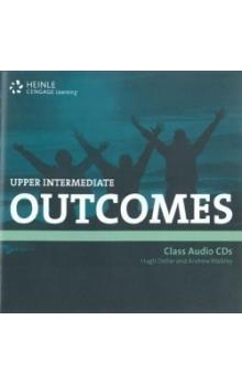 Outcomes Upper Intermediate Class Audio CD