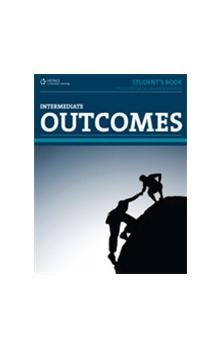 Cengage Learning, Inc Walkley Andrew - Outcomes Intermediate Student´s Book + Pin Code (myoutcomes.com) + Vocabulary Builder