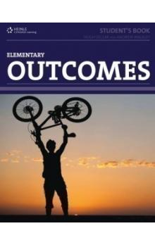 Outcomes Elementary Student's Book + Pin Code (myoutcomes.com) + Vocabulary Builder