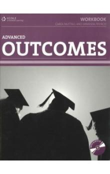 Outcomes Advanced Workbook with Key and CD