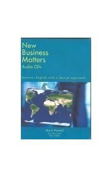 New Business Matters Audio CD