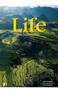 Life Pre-intermediate Student´s Book with DVD