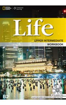 Life Upper Intermediate Workbook with Audio CD