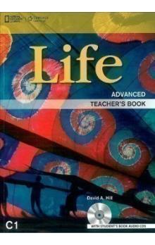 Life Advanced Teacher´s Book with Audio CD