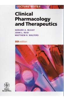 Lecture Notes: Clinical Pharmacology and Therapeutics, 8th Ed.