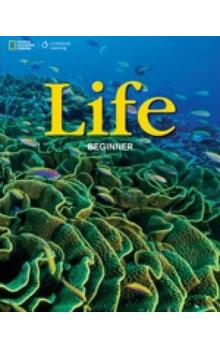 Life Beginner Student´s Book with DVD