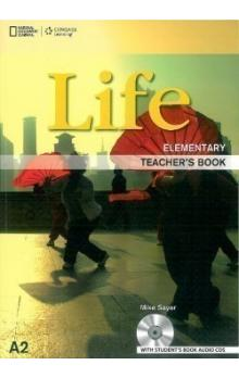 Life Elementary Teacher´s Book with Audio CD